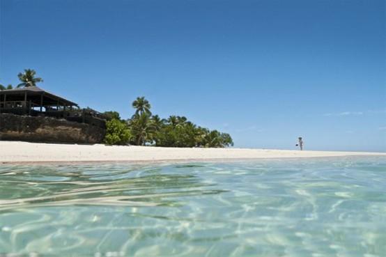 Pacific Island beaches
