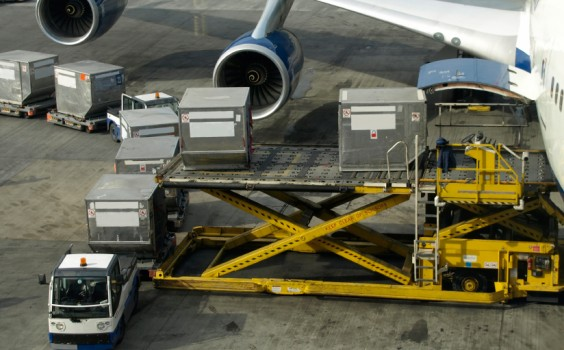 Air freight to Canada, Australia