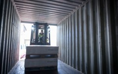 SEA FREIGHT SHIPPING CONTAINERS MACKAY