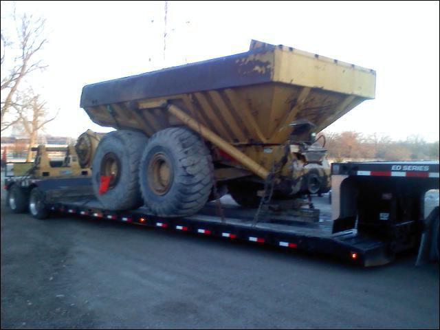 Cargomaster heavy load